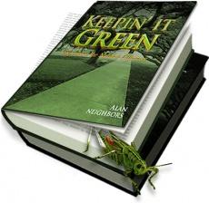 Ebook cover: Keepin It Green