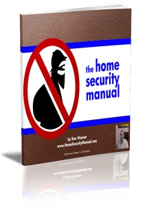 Ebook cover: Home Security Manual