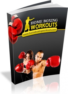 Ebook cover: Home Boxing Workouts