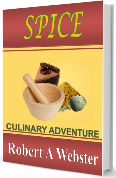 Ebook cover: Spice