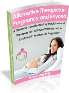 Ebook cover: Alternative Therapies in Pregnancy and Beyond