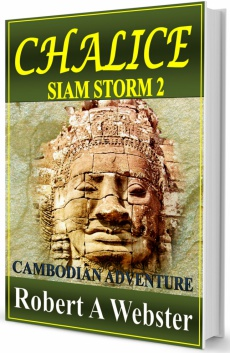 Ebook cover: Chalice - Siam Storm 2