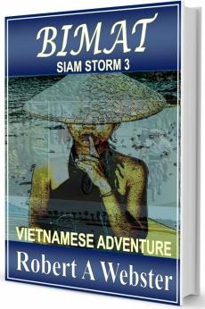 Ebook cover: Bimat - Siam Storm 3