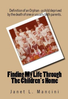 Ebook cover: Finding My Life Through The Children's Home