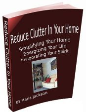 Ebook cover: Declutter Program