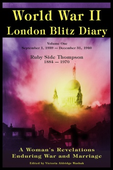 Ebook cover: World War ll London Blitz Diary Series 1939-1945