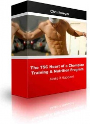 Ebook cover: The TSC Heart of a Champion Training & Nutrition Program