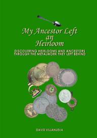 Ebook cover: My Ancestor Left an Heirloom