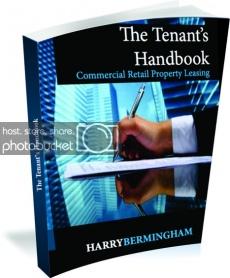 Ebook cover: The Tenant's Handbook