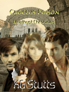 Ebook cover: Amethyst Chronicles: Croceus Poison