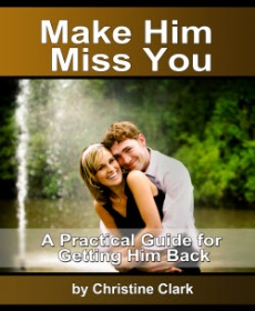 Ebook cover: Make Him Miss You