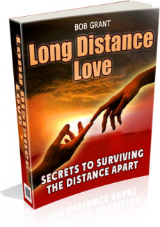 Ebook cover: Long Distance Love