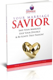 Ebook cover: Your Marriage Savior