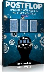 Ebook cover: Postflop Poker