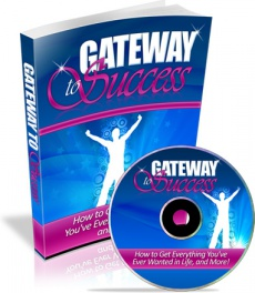 Ebook cover: Gateway To Success