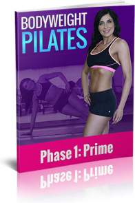 Ebook cover: 45 Day Pilates Melt Down