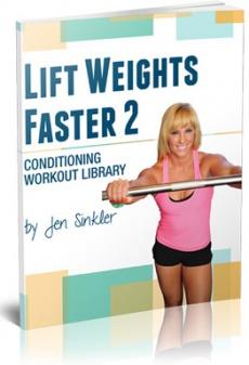 Ebook cover: Lift Weights Faster 2