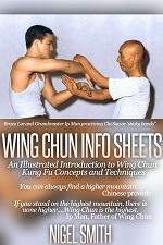 Ebook cover: Wing Chun Info Sheets