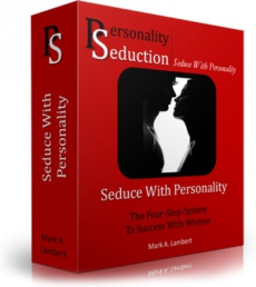 Ebook cover: Seduce With Personality