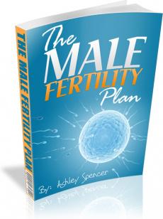 Ebook cover: Male Fertility Plan