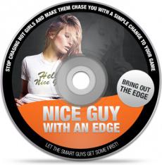 Ebook cover: Nice Guys With An Edge
