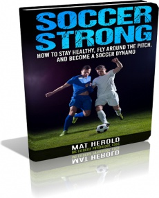 Ebook cover: Soccer Strong