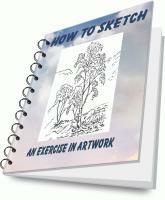 Ebook cover: How To Sketch