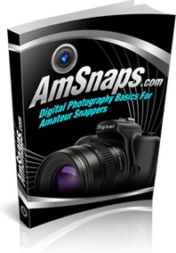 Ebook cover: Digital Photography Basics For Amateur Snappers