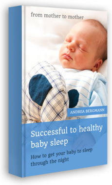 Ebook cover: Successful to Healthy Baby Sleep