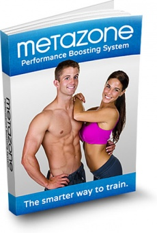 Ebook cover: The MetaZone Performance Boosting System