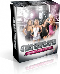 Ebook cover: The Ultimate Nightlife Seduction Guide