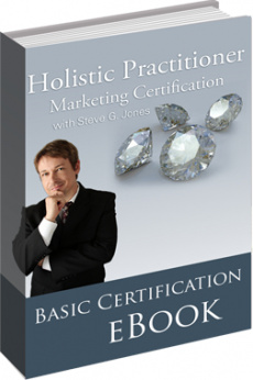 Ebook cover: Holistic Marketing Certification