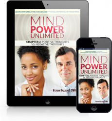 Ebook cover: Mind Power Unlimited: Unleashing the Full Potential of Your Mind