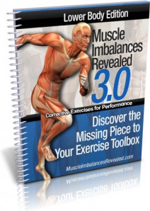 Ebook cover: Muscle Imbalances Revealed