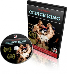 Ebook cover: Clinch King