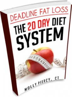 Ebook cover: Deadline Fat Loss System