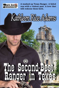 Ebook cover: The Second-Best Ranger in Texas