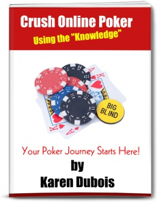 Ebook cover: Crush Online Poker