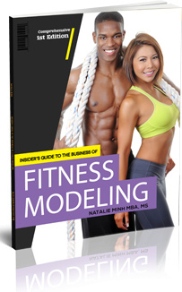 Ebook cover: The Insiders Guide to The Business Of Fitness Modeling