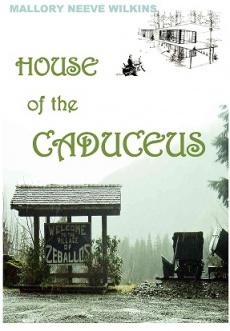 Ebook cover: House of the Caduceus