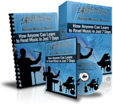 Ebook cover: Learn How to Read Music