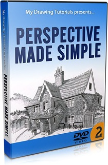 Ebook cover: Perspective Made Simple