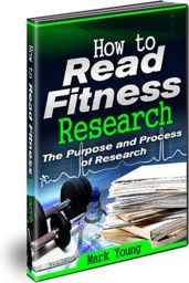 Ebook cover: How To Read Fitness Research
