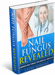 Ebook cover: Nail Fungus Revealed