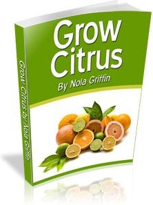 Ebook cover: Grow Citrus