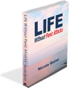 Ebook cover: Life Without Panic Attacks