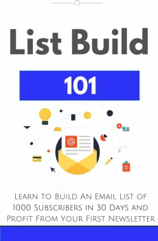 Ebook cover: List Build 101