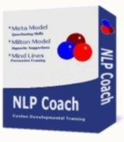Ebook cover: NLP Coach