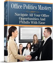 Ebook cover: Office Politics Mastery