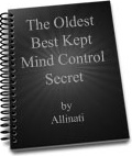 Ebook cover: The Oldest Best Kept Mind Control Secret